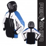 PERYSHER Performance Blue Mens Snowboard Jacket / Ski Jacket