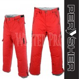 PERYSHER PERFORMANCE Red Mens Ski Pants / Snowboard Pants