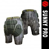 Sunny Paded Shorts Hip Protector Bum Pad - for All Sports - CE Approved Sports Protection