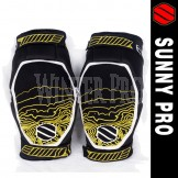 Sunny Field-PRO Kevlar Hard Shell Knee Pad Protector Guard - CE Approved