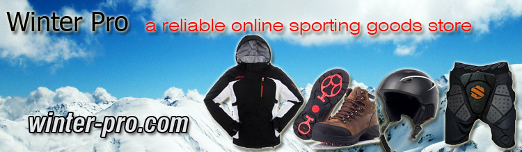 Winter Pro - Winter Sporting Goods Store