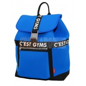 C'EAST GYMS Classic Neoprene Backpack - ZURICH Blue