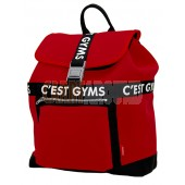 C'EAST GYMS Classic Neoprene Backpack - ZURICH RED