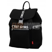 C'EAST GYMS Classic Neoprene Backpack - ZURICH Black