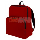 "GYMS 13"" Red Neoprene Backpack"