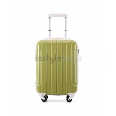 AIRCROSS Luggage i30 Green Trolley Luggage Case - 19""