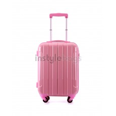 AIRCROSS Luggage i30 Pink Trolley Luggage Case - 19""