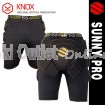 Sunny Pro KNOX Shorts Hip Protector Bum Pad - CE Approved Sports Protection
