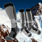 2 x Crivit Sports Warm & Breathable Socks - Awesome Skiing Snowboarding Socks