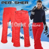 NEW PERYSHER LIBERTY Women Ski Pants / Snowboard Pants for Lady Candy-Apple-Red