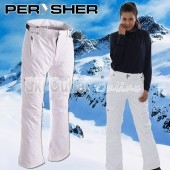 NEW PERYSHER  LIBERTY Womens Ski Pants / Snowboard Pants for Ladies White