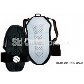 Sunny Back-PRO Hard Shell Back Protector- for Extreme Sports