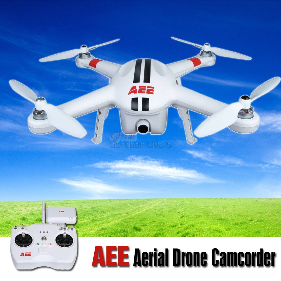 AEE Toruk AP10 Aerial Photography Drone Cam Recorder - 400 wifi remote control
