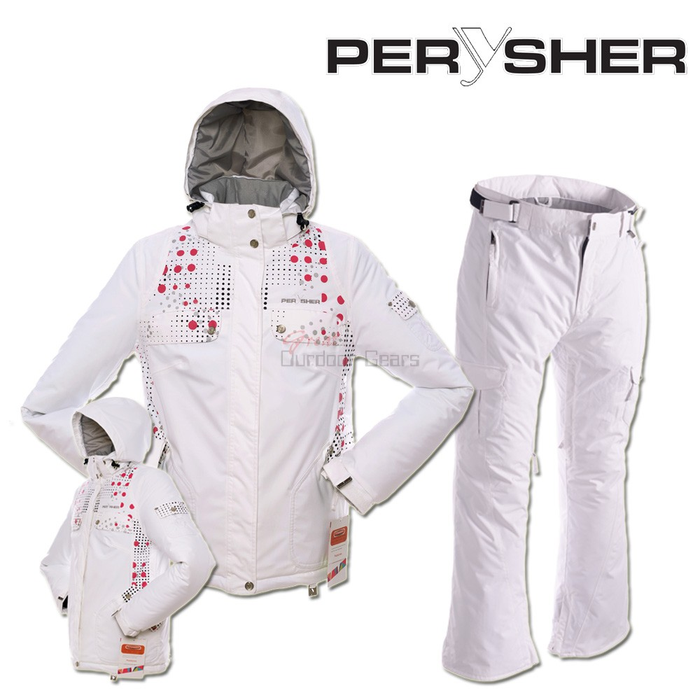 PERYSHER  Zara V2 Womens Board / Ski Jacket & Pants for Ladies