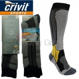 Crivit Sports Warm & Breathable Socks - Hiking Socks Ski Snowboarding Socks