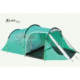 Kaima Pro Camping 4 Person Tent - Spark Resistant