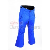 RIDE Men's Blue Phinney Soft Shell Water Snowboad / Ski Pants