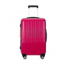 AIRCROSS Luggage A55 Rose Hard Case Expandable Trolley Luggage - 26""