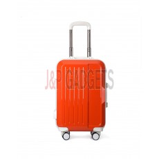 AIRCROSS Luggage A56 Orange Trolley Luggage Case - 20""