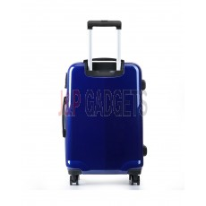 AIRCROSS Luggage A58T Blue Hard Case Trolley Luggage - 24""