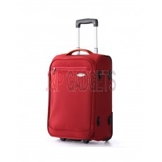 """AIRCROSS Luggage S10 Red Hard Case Trolley Luggage - 20"""""""