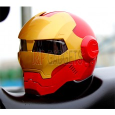 Masei 610 Super Hero Modular Motorcycle Helmet - DOT Approved