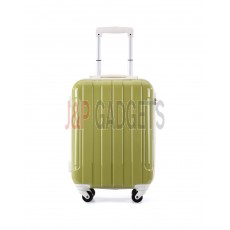 """AIRCROSS Luggage i30 Green Trolley Luggage Case - 19"""""""