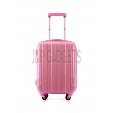 """AIRCROSS Luggage i30 Pink Trolley Luggage Case - 19"""""""