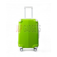 AIRCROSS Luggage A58T Green Hard Case Trolley Luggage - 20""