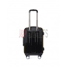 AIRCROSS Luggage A56 Black Trolley Luggage Case - 20""