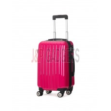 AIRCROSS Luggage A55 Rose Hard Case ExpandableTrolley Luggage - 20""