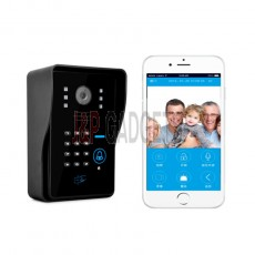 Wireless WIFI Video Doorbell Monitoring Control for Mobile Devices