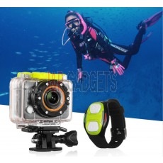 Xplore Full HD 170° Wide Angel Action Camera Camcorder XPC-A102W