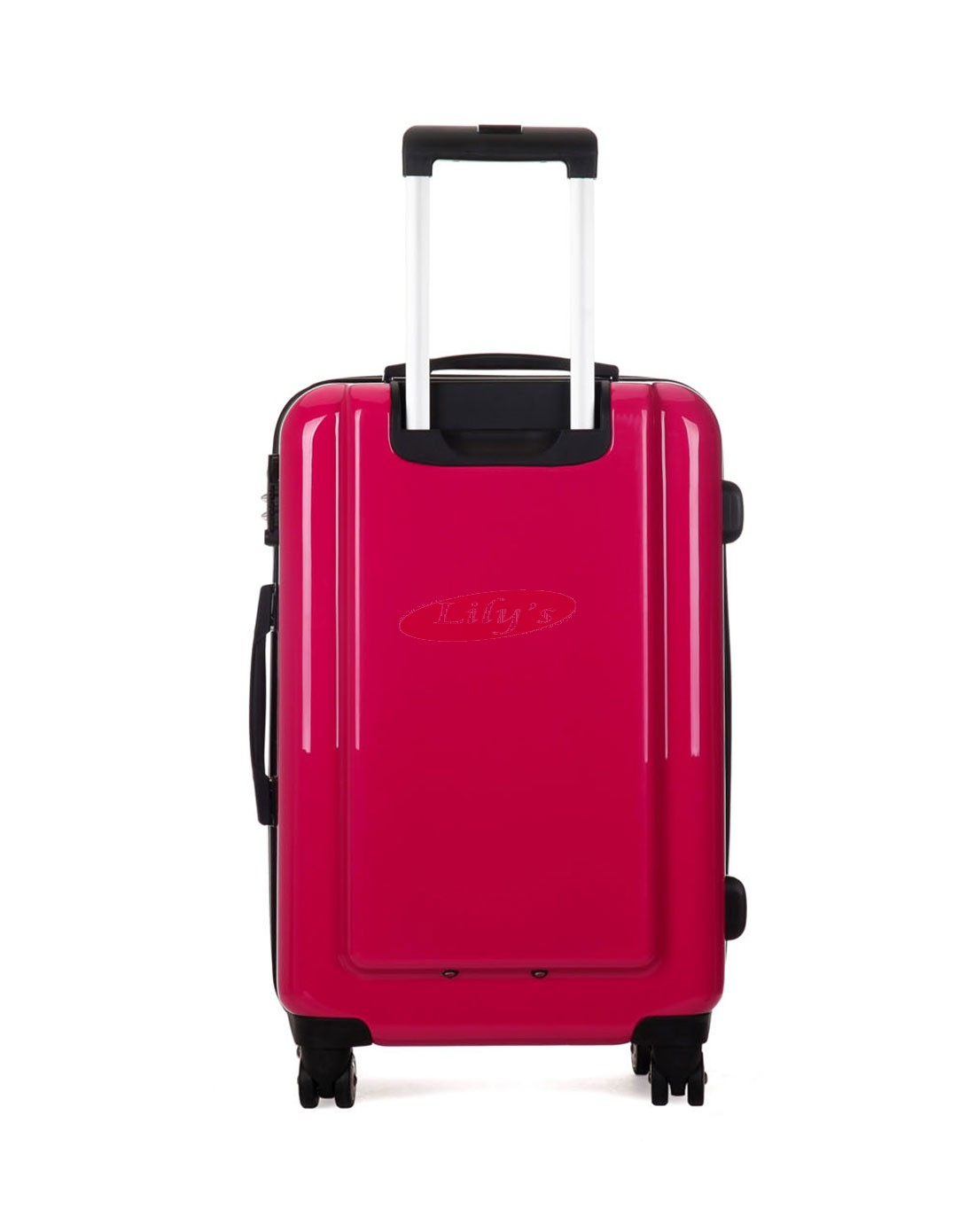 """AIRCROSS 3PC Set Luggage A55 Rose Hard Case Expandable Trolley Luggage - 20""""24""""&26"""""""
