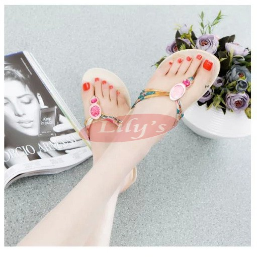 Gift Idea!! Gorgeous Ladies Beach Slippers Outdoor Sandals Shoes for Girls