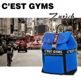 C'EAST GYMS GS-9381 Classic Neoprene Blue Backpack - Great Gift Idea
