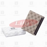 LLH Fortune Canvas Wallet