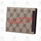 LLH Fortune Canvas Biford Wallet
