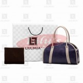 LLH Beautiful PU Designer Casual Bag