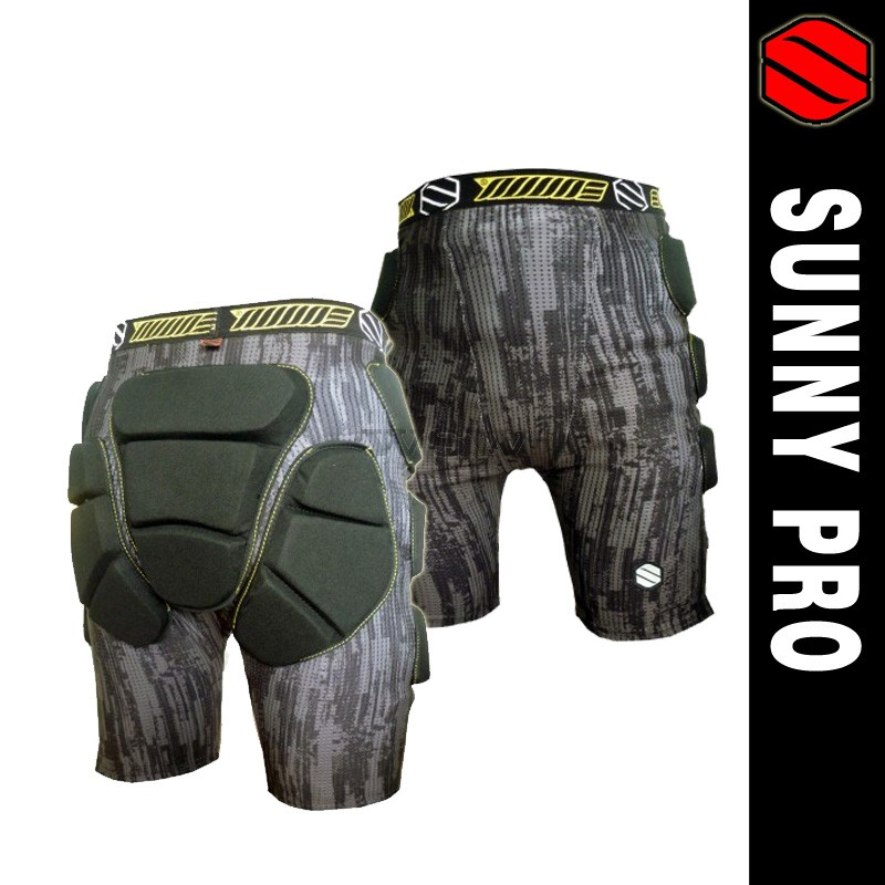 Sunny Heavy Paded Shorts Hip Protector Bum Pad -  CE Approved Sports Protection