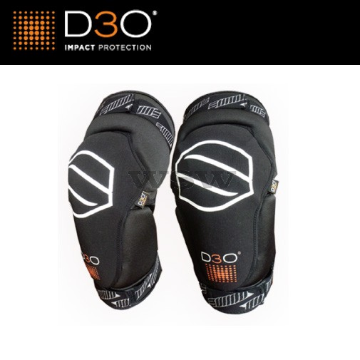 Sunny D3O Kevlar Knee Protective Pad Guard - for Extreme Sports