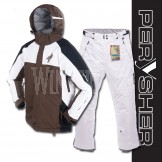 PERYSHER Performance Mens Snowboard / Ski Jacket & Pants Combo Suit