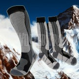 2 pairs x Crivit Sports Warm & Breathable Socks - Ski Socks Snowboarding Socks