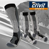 Crivit Sports Warm & Breathable Socks - Ski Socks Snowboarding Socks