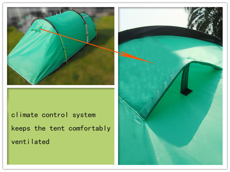 kaima Pro Camping Spark Resistant Tent