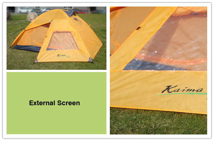 Kaima see through scrren tent